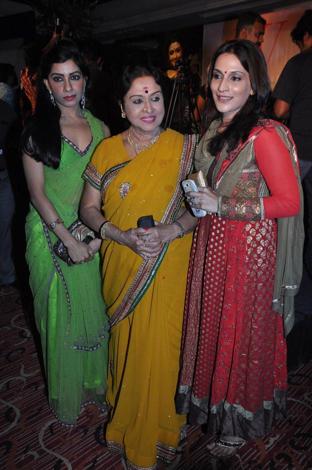 Aishwarya and Saroja at 5th Anniversary Celebration Of JFW Magazine