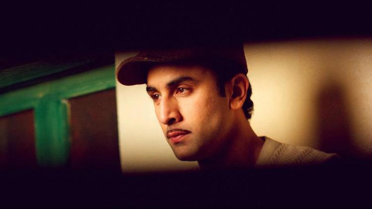 Ranbir Kapoor Angry Look Still