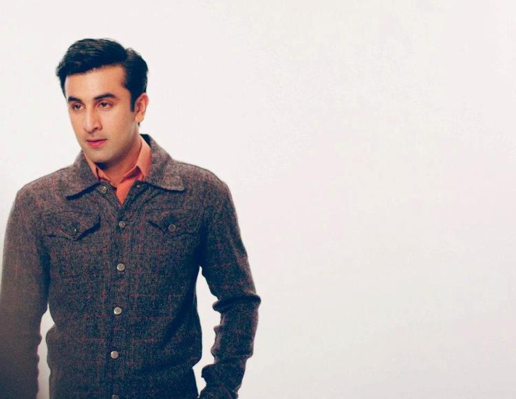 Ranbir Kapoor Behind The Scene