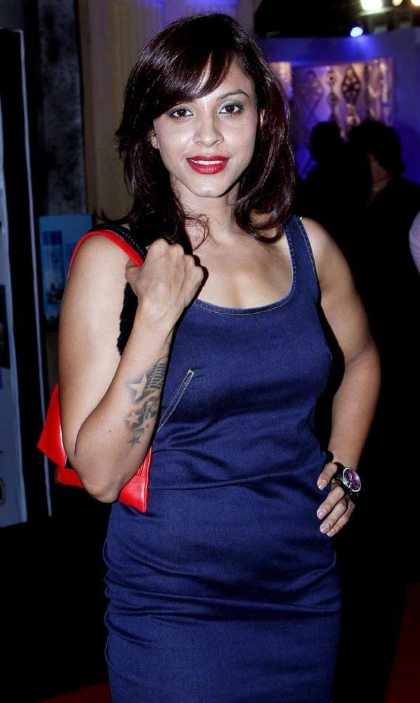 Hot Manasi Scott at Aamby Valley Bridal Fashion Week 2012 Day 2 Event