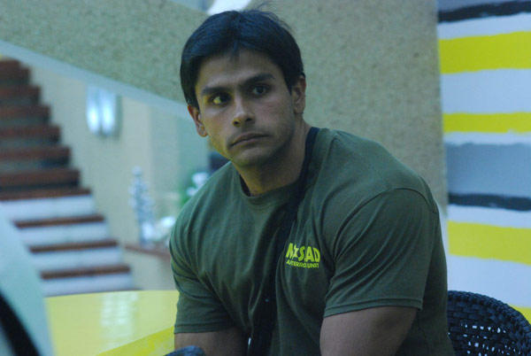 Rahul Bhatt In Season 4 Bigg Boss House