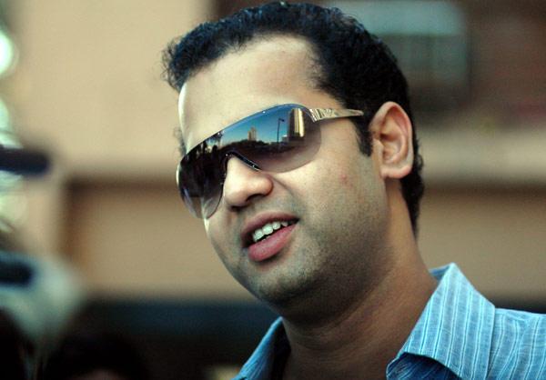Rahul Mahajan Sweet Smile Pic