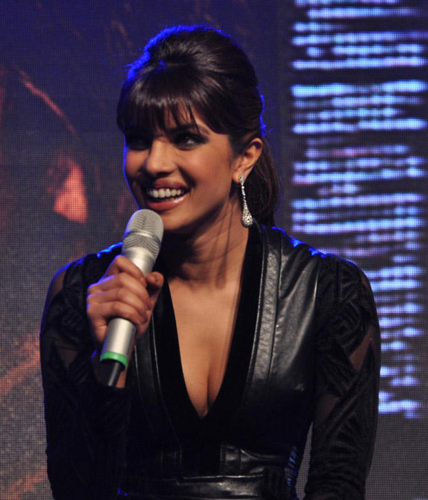 Priyanka Chopra Speaks at Music Album In My City Launch Event