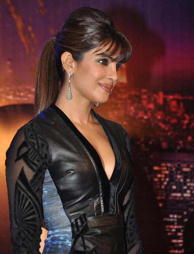 Priyanka Chopra Sweet Smile Pic at In My City Single Launch