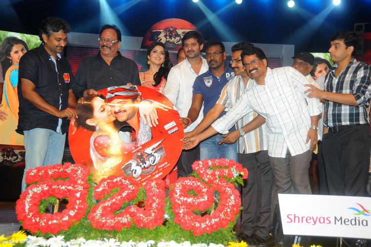 Cast Launches Rebel Movie DVD