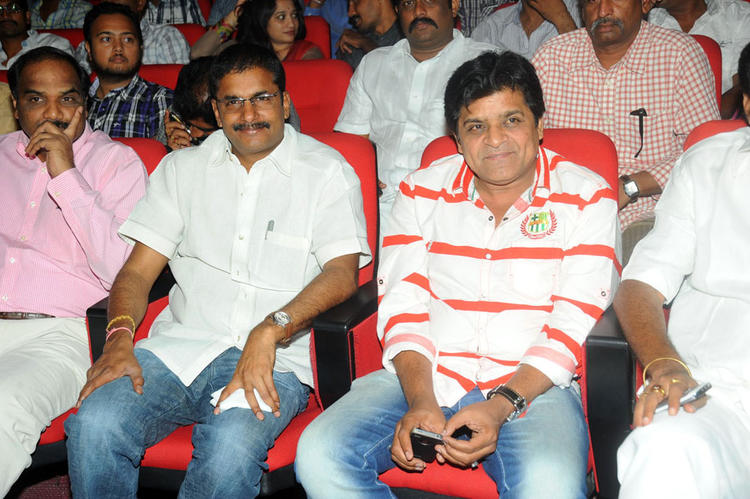 Comedian Ali During Rebel Movie Audio Launch Event