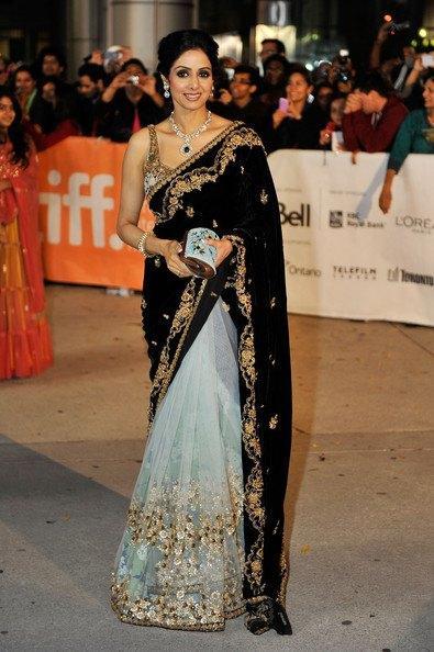 Sridevi Kapoor Radiant Look at TIFF 2012