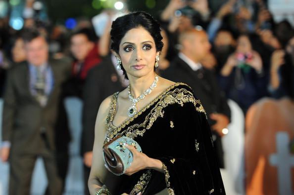 Sridevi Kapoor Spotted At TIFF 2012 For English Vinglish Premiere
