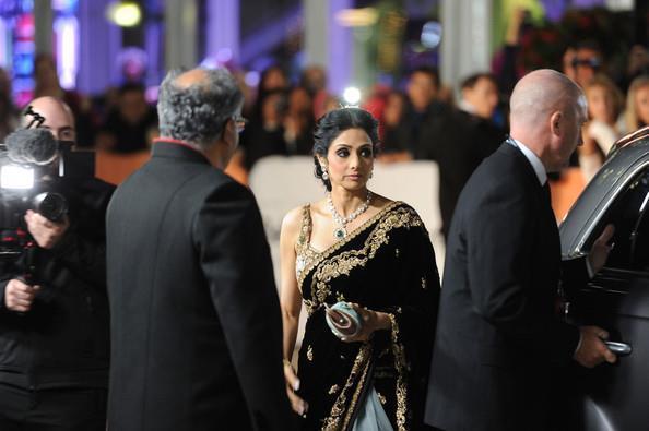 Sridevi Kapoor at TIFF 2012 For English Vinglish Premiere