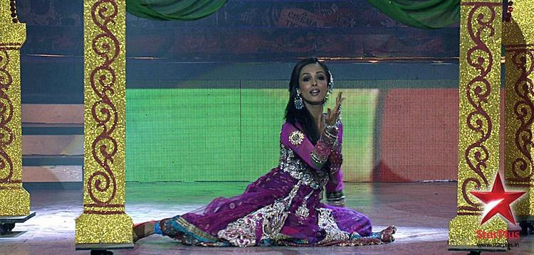 Malaika Perform On Big Star Young Entertainer Awards 2012