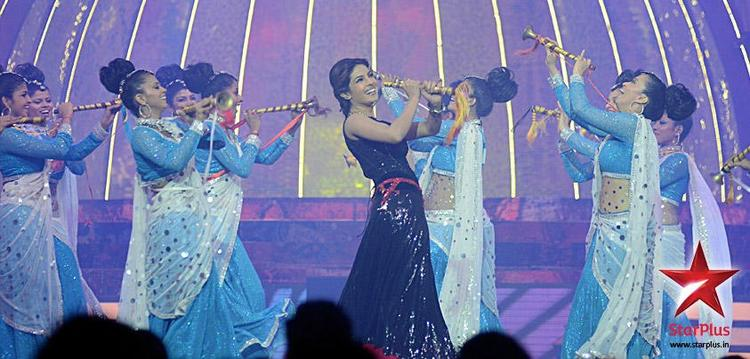 Priyanka Chopra Latest Performance Still at BIG Star Young Entertainment Awards