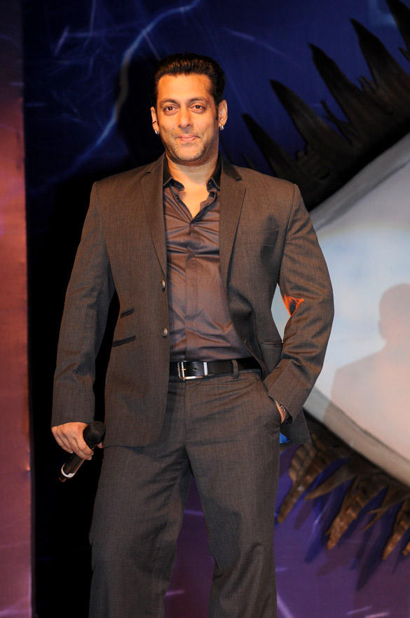 Salman Khan at Bigg Boss 6 Launch Event