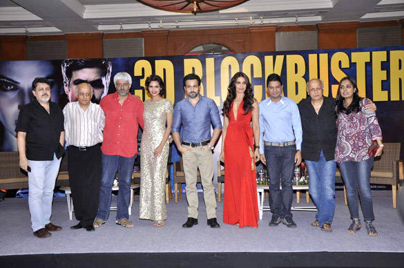 Cast and Crew at Raaz 3 Success Party
