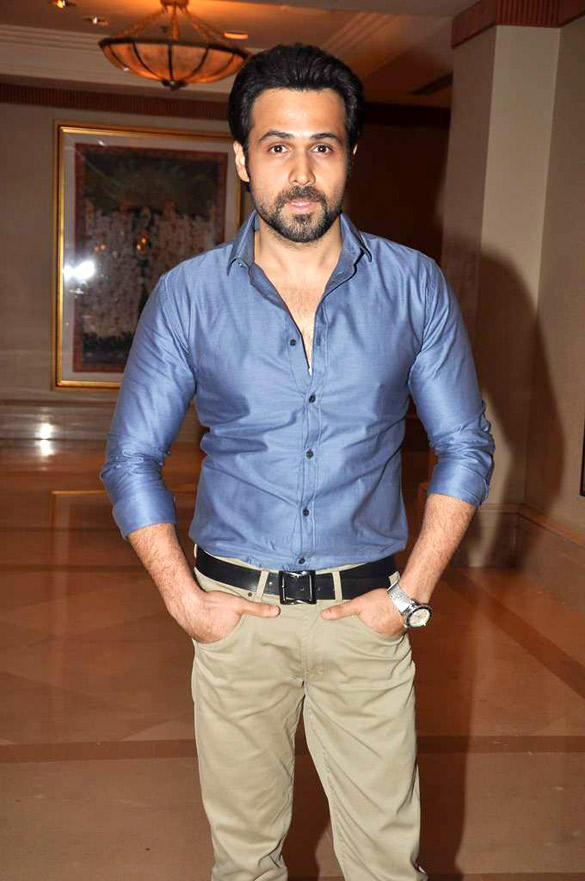 Emraan Spotted At The Success Bash Of Raaz 3