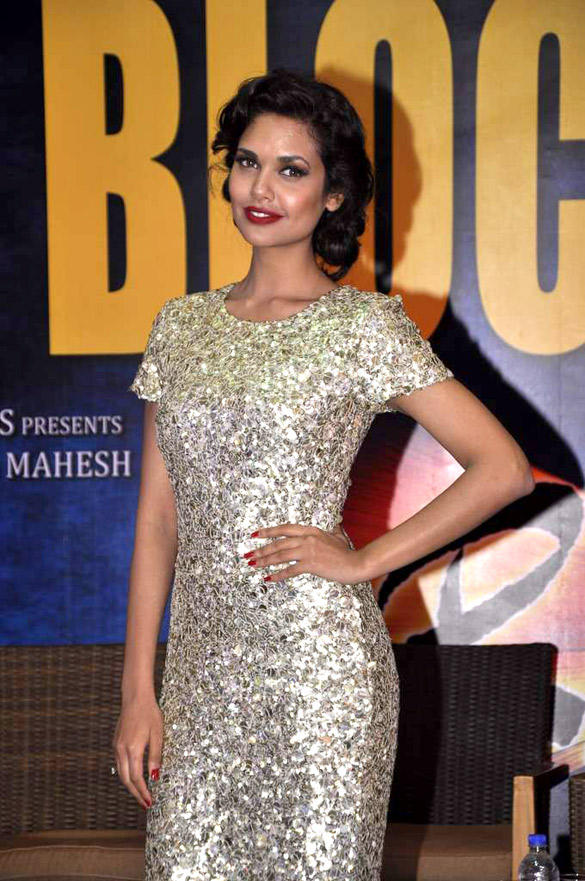 Esha Gupta Looks Hot at The Success Party Of Raaz 3