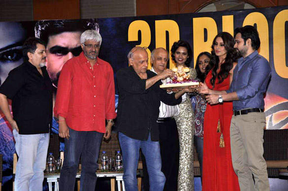 Raaz 3 Team Celebrates Their Success Party