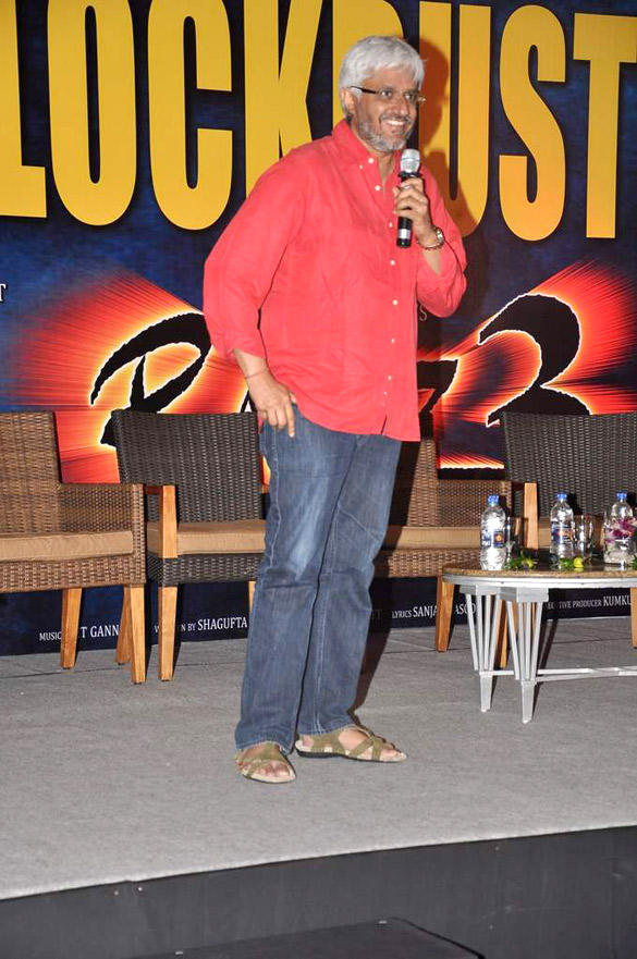 Vikram Bhatt Speaks During The Success Party Of Raaz 3