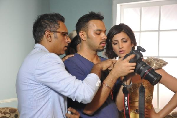 Shruti Hassan Bridal Photoshoot For Designers Shantanu and Nikhil