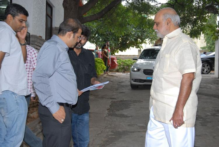 Shirdi Sai Movie Success Meet Event Still
