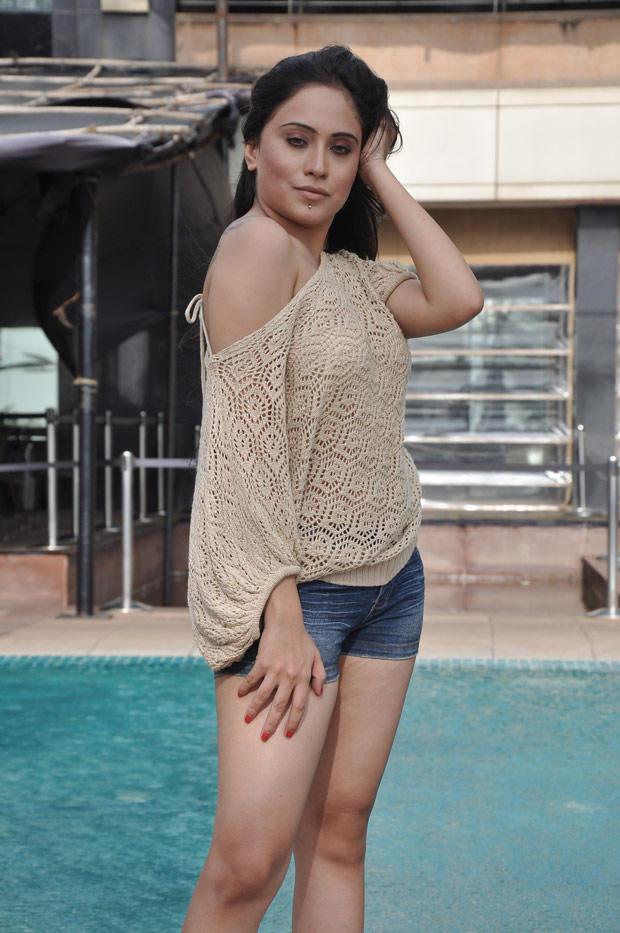 Charming Priya Patel Spicy Pose Photo Shoot