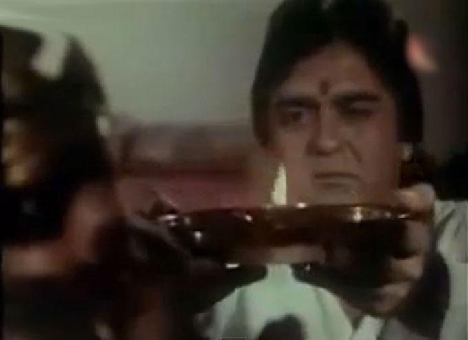 Sunil Dutt Ganpati Bappa Morya Song Still In Dard Ka Rishta