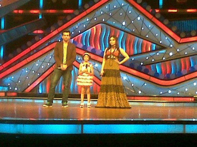 Rani Mukherjee On Zee TV's Dance Ke Superkids Finale