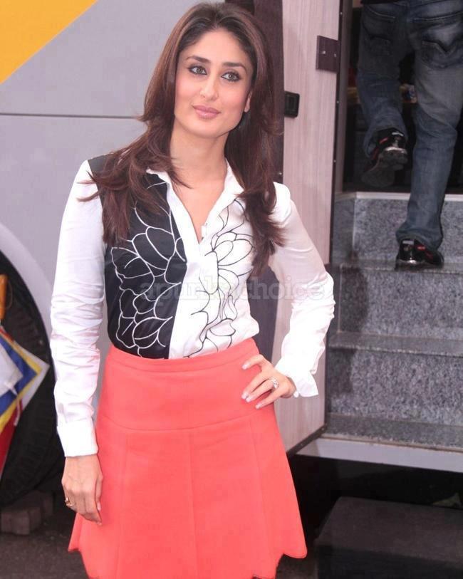 Kareena On The Sets of Taarak Mehta Ka Ooltah Chashmah