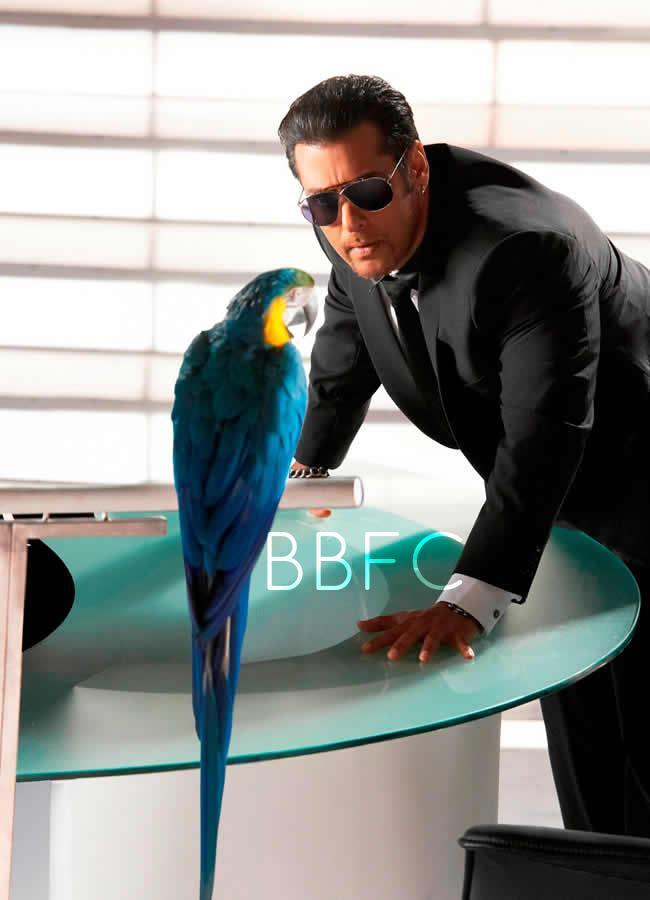 Salman Khan Latest Shoot For Bigg Boss Season 6