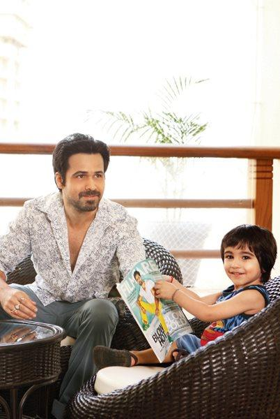 Emraan Hashmi Latest Pic at His Home