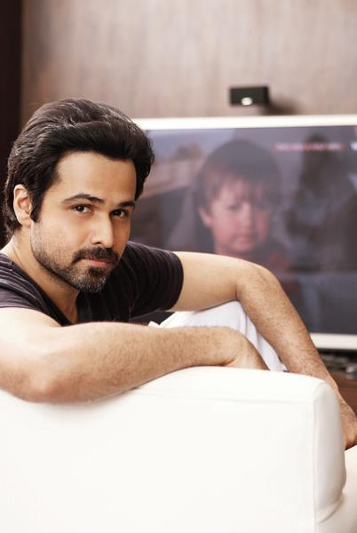 Emraan Hashmi New Photo At His Home