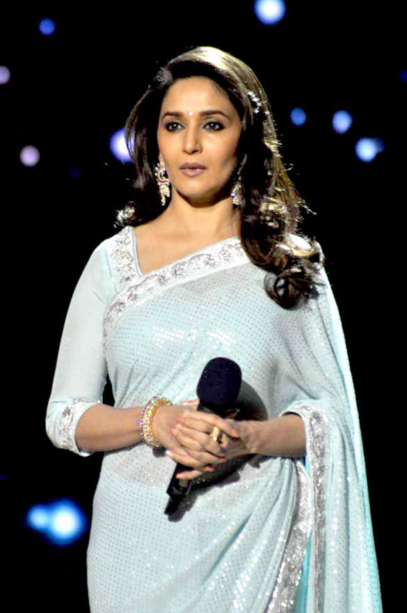 Judge Madhuri Dixit at Jhalak Dikhhla Jaa Reality Show