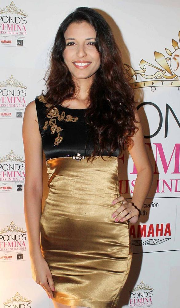 Hot Celeb at Ponds Femina Miss India's 50 Years Celebrations