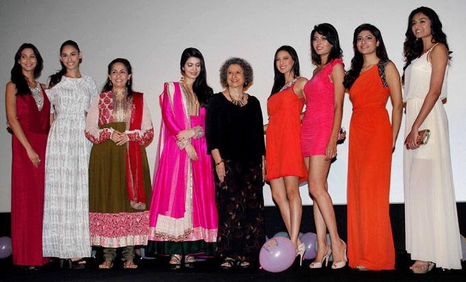 Ponds Femina Miss India's 50 Years Celebrations Still