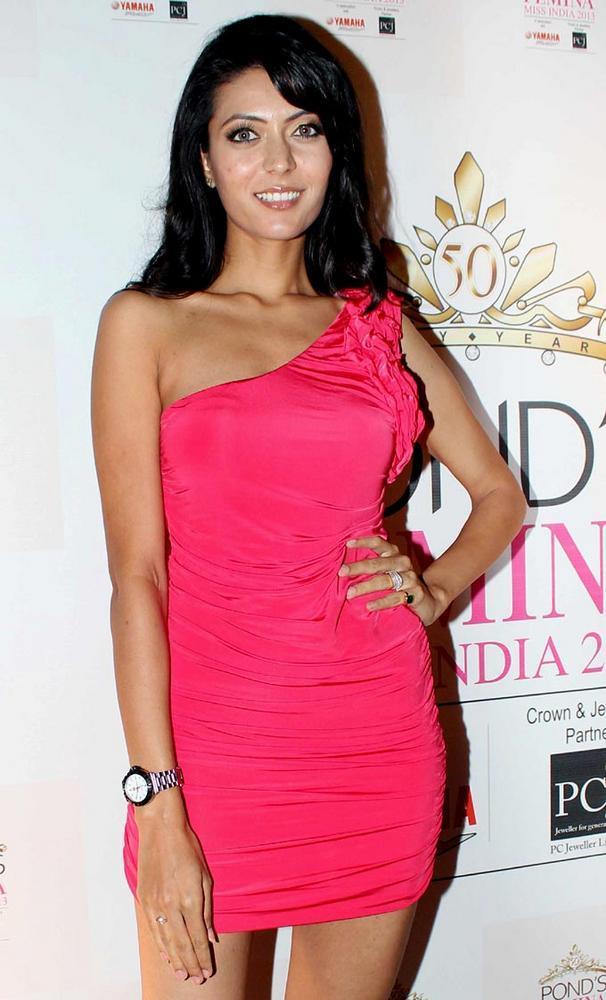 Shriya Kishore at Ponds Femina Miss India's 50 Years Celebration