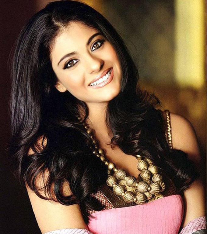 Pretty Kajol Gorgeous Smile Pic