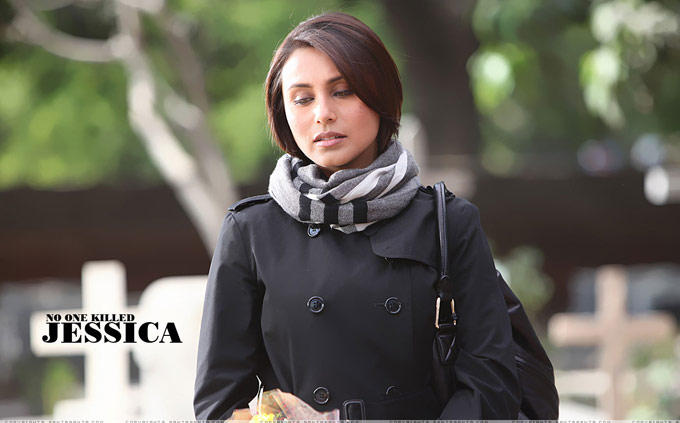Rani Mukherjee In No One Killed Jessica