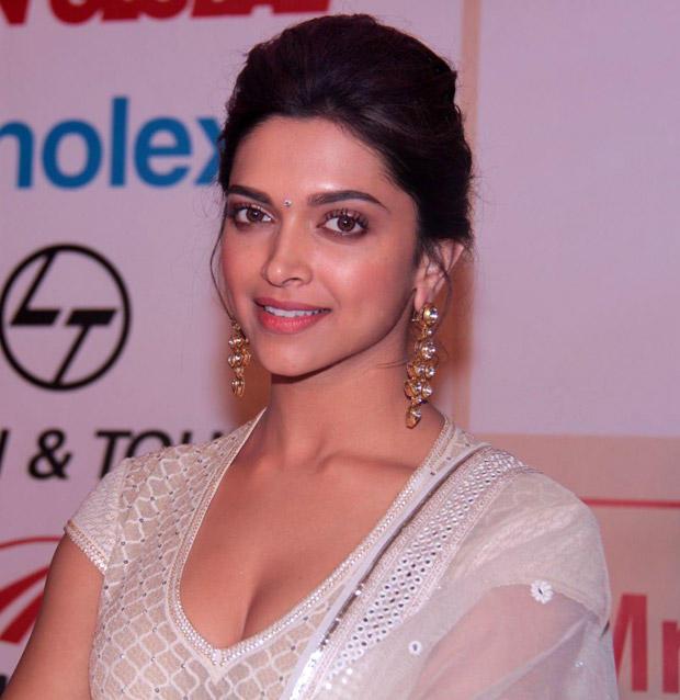 Deepika Padukone Beauty Still In Amrapali Jewels Earrings