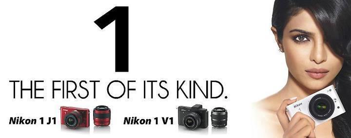 Priyanka Chopra Latest Hot Still For New Nikon