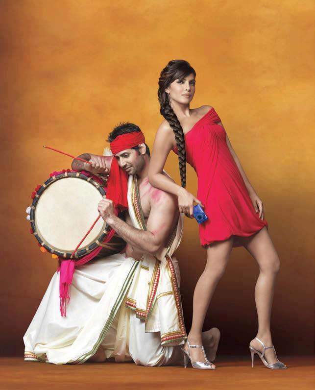 Priyanka Chopra Latest Photo Shoot For New Nikon