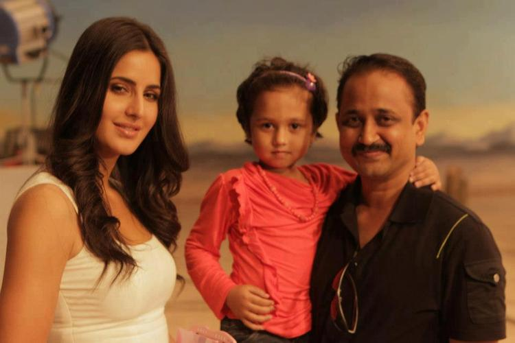 Katrina Kaif Spotted With The Winners Of The