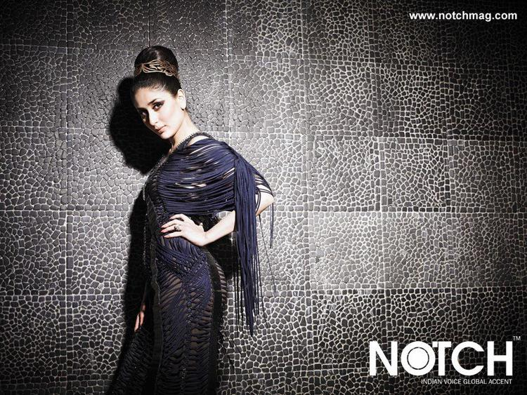 Kareena Kapoor Hot Stylish Look For Notch Magazine