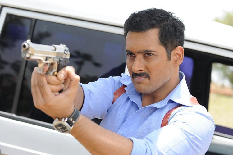 Actor Uday Kiran Latest Still in Jai Sri Ram Telugu Movie