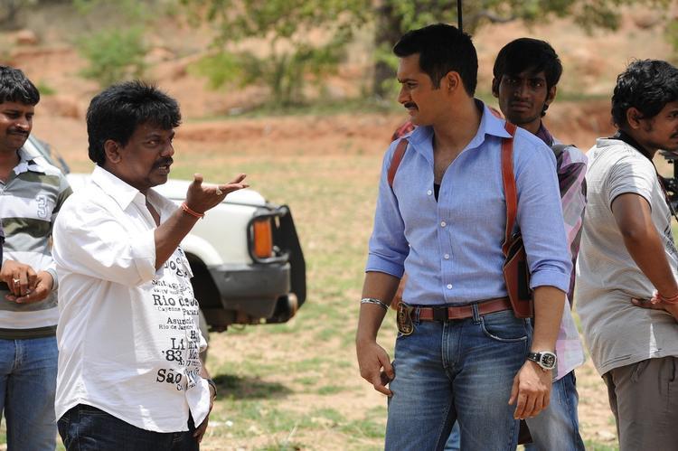 Uday Kiran in Jai Sri Ram Telugu Movie