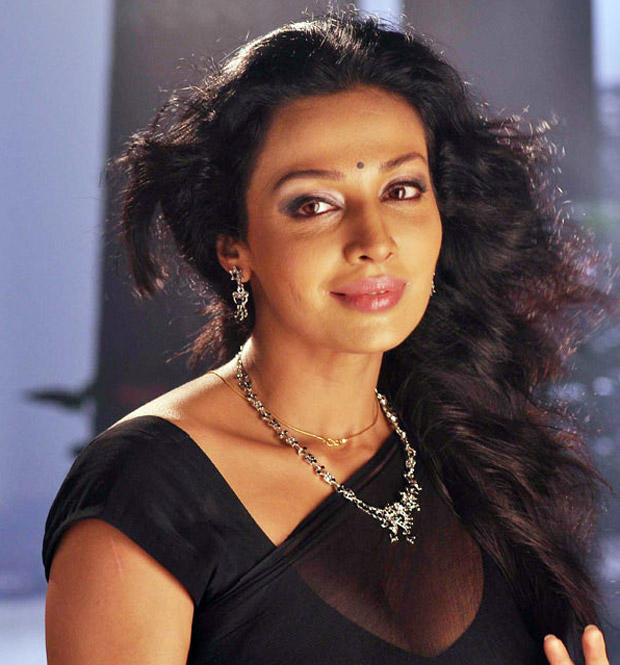 Asha Shaini Charming Face Look Still