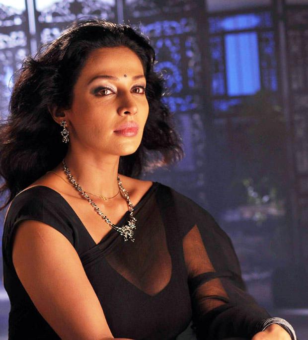 Asha Shaini Hot In Black Transparent Saree