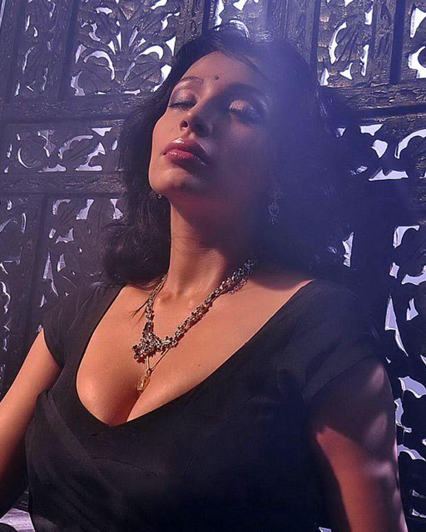 Asha Shaini Latest Hot Still