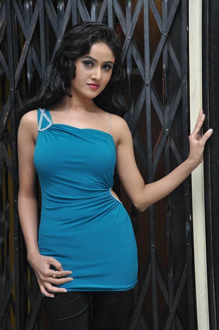 Sony Charishta Sizzling Sexy Pose Photo Shoot