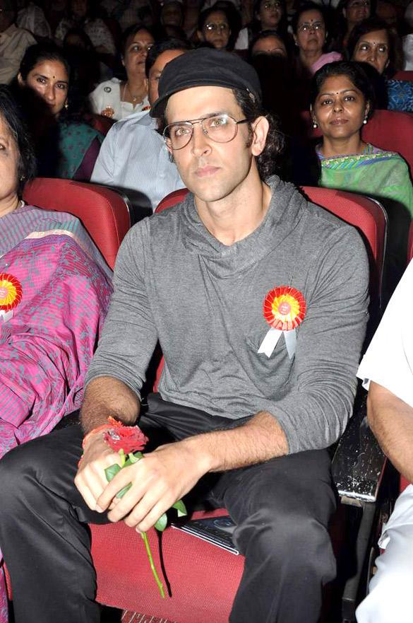 Hrithik Roshan at Launch of I Pledge 4 Peace