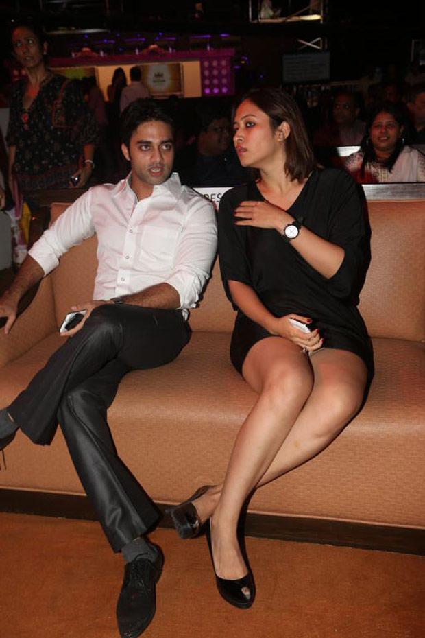Jwala Gutta and Navdeep at I Am She 2012 Final