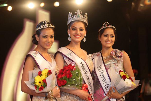 Winners of I Am She Grand Finale 2012